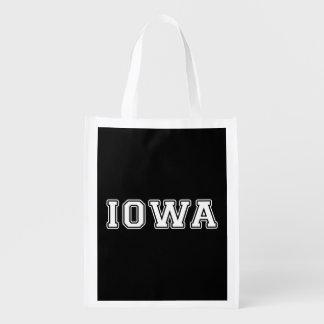 Iowa Reusable Grocery Bags