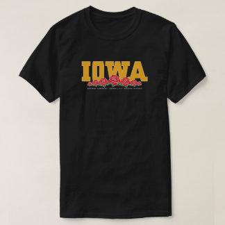 Iowa Roses T-Shirt