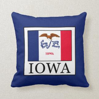 Iowa Throw Pillow