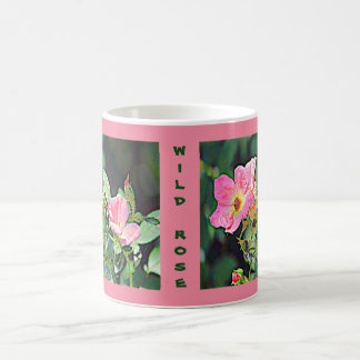 Iowa Wild Rose Coffee Mug