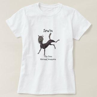 Iown The Iron-Horned Unicorn Tee-Shirt T-Shirt