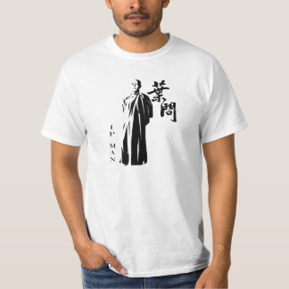 "Ip Man (Grand Master of Wing Chun) ""Shirt"" T-Shirt"