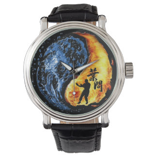 Ip Man Wing Chun in Ying Yang Watch