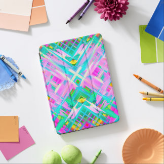 "iPad 12.9"" iPad Pro Cover Colorful digitalart G473"