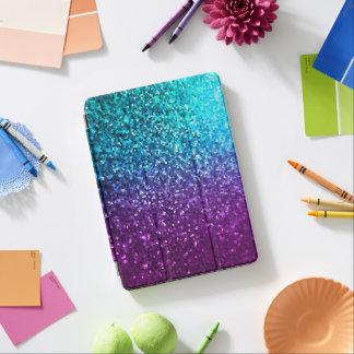 """iPad 12.9"""" iPad Pro Cover Mosaic Sparkley Texture"""