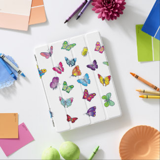 iPad 2/3/4 Smart Cover butterfly iPad Cover