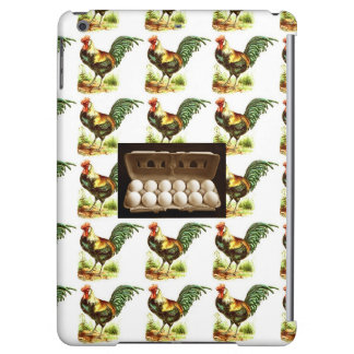 IPAD AIR - 2017 YEAR OF THE ROOSTER CASE FOR iPad AIR
