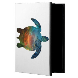 iPad Air 2 Case with No Kickstand Sea Turtle