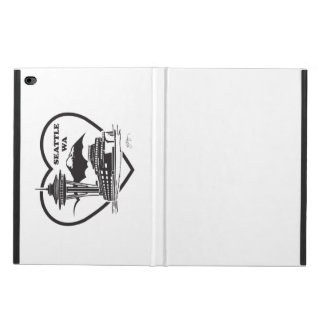 iPad Air 2 Case with Seattle design