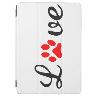 iPad Air 2 Smart Cover Cover love pets iPad Air Cover
