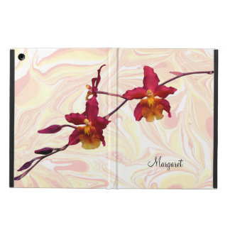iPad Air Case with Cattleya Orchids