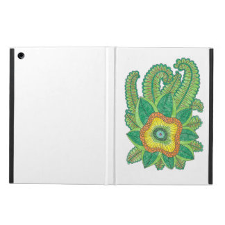 iPad Air Case with flowers