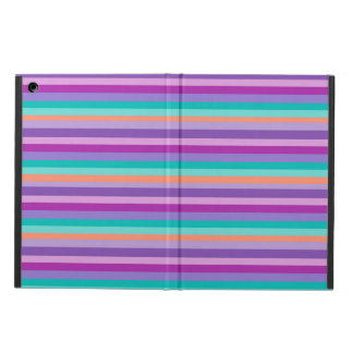 iPad Air Case with No Kickstand Cool Stripes
