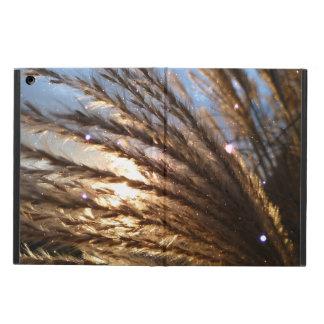 iPad Air Case with No Kickstand Golden Wheat Light