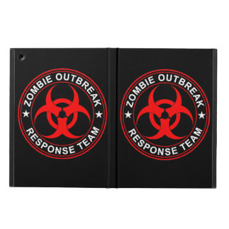 iPad Air Dead Zombie Response Team Logo Walking iPad Air Cover