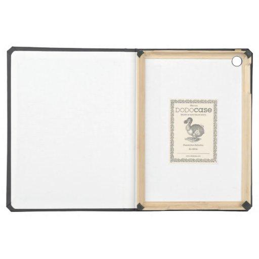 iPad Air Dodocase (Black) Cover For iPad Air