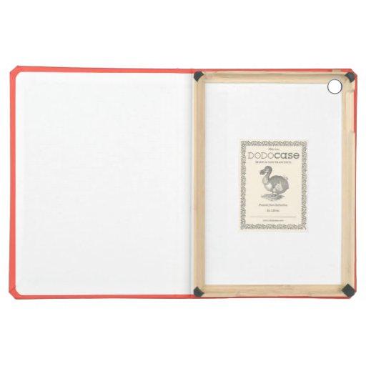 iPad Air Dodocase (Coral) Case For iPad Air