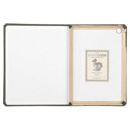 iPad Air Dodocase (Granite) Case For iPad Air