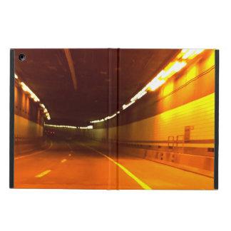 iPad Air PHOTOGRAPH OF TUNNEL 3 iPad Air Case