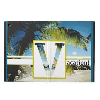 iPad Air VACATION Cover For iPad Air