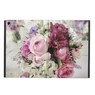 iPad Air with roses Cover For iPad Air