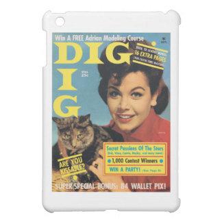 iPad Case - 1960s Teen Mag - Annette