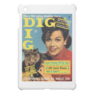 iPad Case - 1960s Teen Mag - Annette
