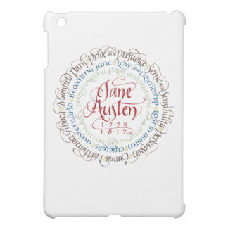 iPad Case - Jane Austen Period Drama Adaptations