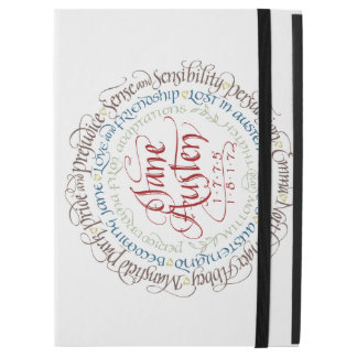 iPad Case - Jane Austen Period Dramas