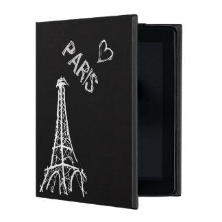 Ipad case - Paris