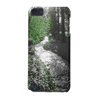 iPad Case - Serene Woods & Creek at CAL iPod Touch (5th Generation) Cases