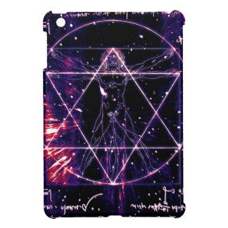 iPad case The Vitruvian Man