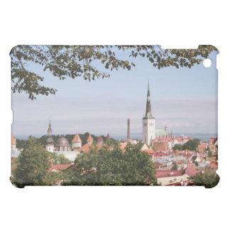 iPad Case: View of Old Tallinn