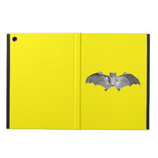 iPad Case with a BAT vintage illustration