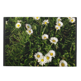 iPad Case with a wild flower  picture
