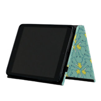 Ipad Case with Elephant Tessellation
