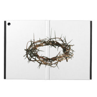 IPad christian case Crown of Thorns