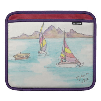 "IPad Cover ""Boating/Fiji"""