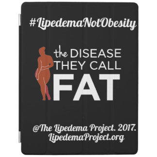 """Ipad cover """"The Disease They Call Fat"""""""