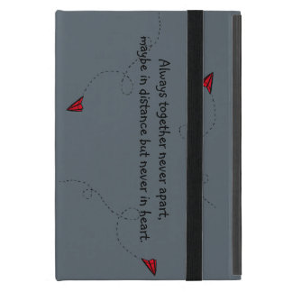 Ipad hull mini paper aeroplane case for iPad mini