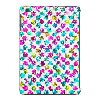 iPad Mini Barely There Case Abstract Floral Spots iPad Mini Retina Covers