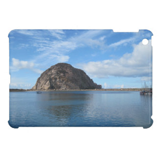 iPad Mini Case: Morro Rock at Morro Bay, CA Case For The iPad Mini