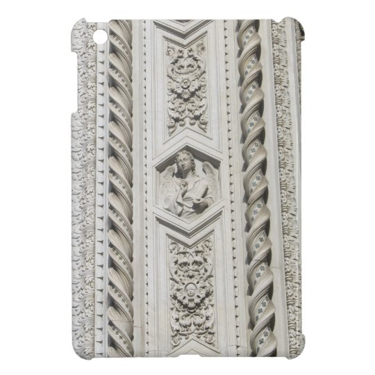 iPad Mini Case--Scrolls & Angel iPad Mini Case