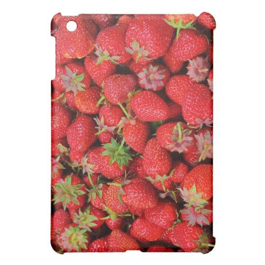 iPad Mini Case Strawberry