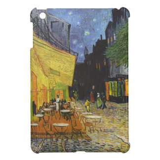 iPad Mini Case Van Gogh Cafe Terrace at Night