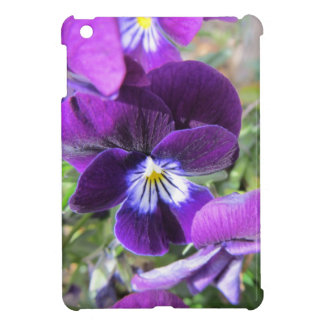 iPad Mini Case--Violets Cover For The iPad Mini