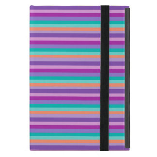 iPad Mini Case Vivid Colors Lines Pop Stripes