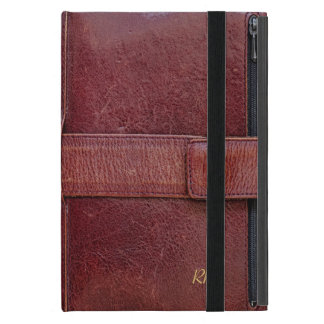 iPad Mini Case With A 70's Personal Planner Effect