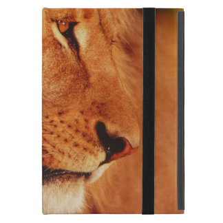 iPad Mini Case with No Kickstand Lion