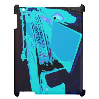 iPad/mini/retina/air/all iPads, turntable art iPad Case